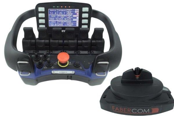 Scanreco G3 CAN-bus proportional radio remote control