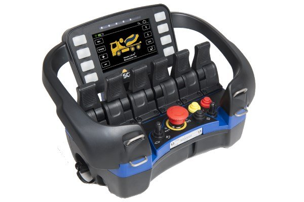 Scanreco g3 radio remote controls