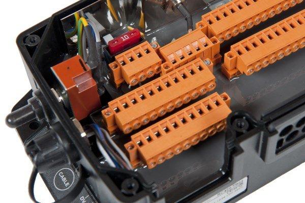 Scanreco g4 radio remote controls - radio receiver