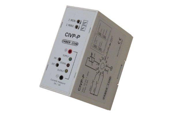 reguladores proporcionales para un solenoide - CIVP-P