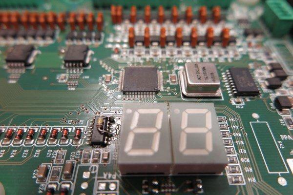 Tarjetas electrónicas proporcionales