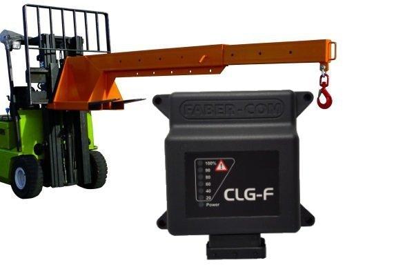 CLG-F load moment limiter for forklifts