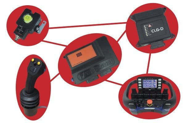product - integrated control systems Faber-Com