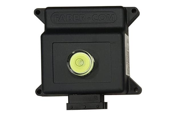 CANbus redundant biaxial inclinometer for slope measurement FIPR-C