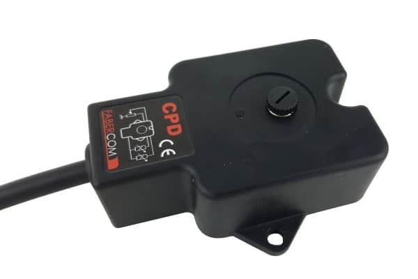 Regolatori proporzionali per bobine doppie CPD - Scheda controllo doppio solenoide